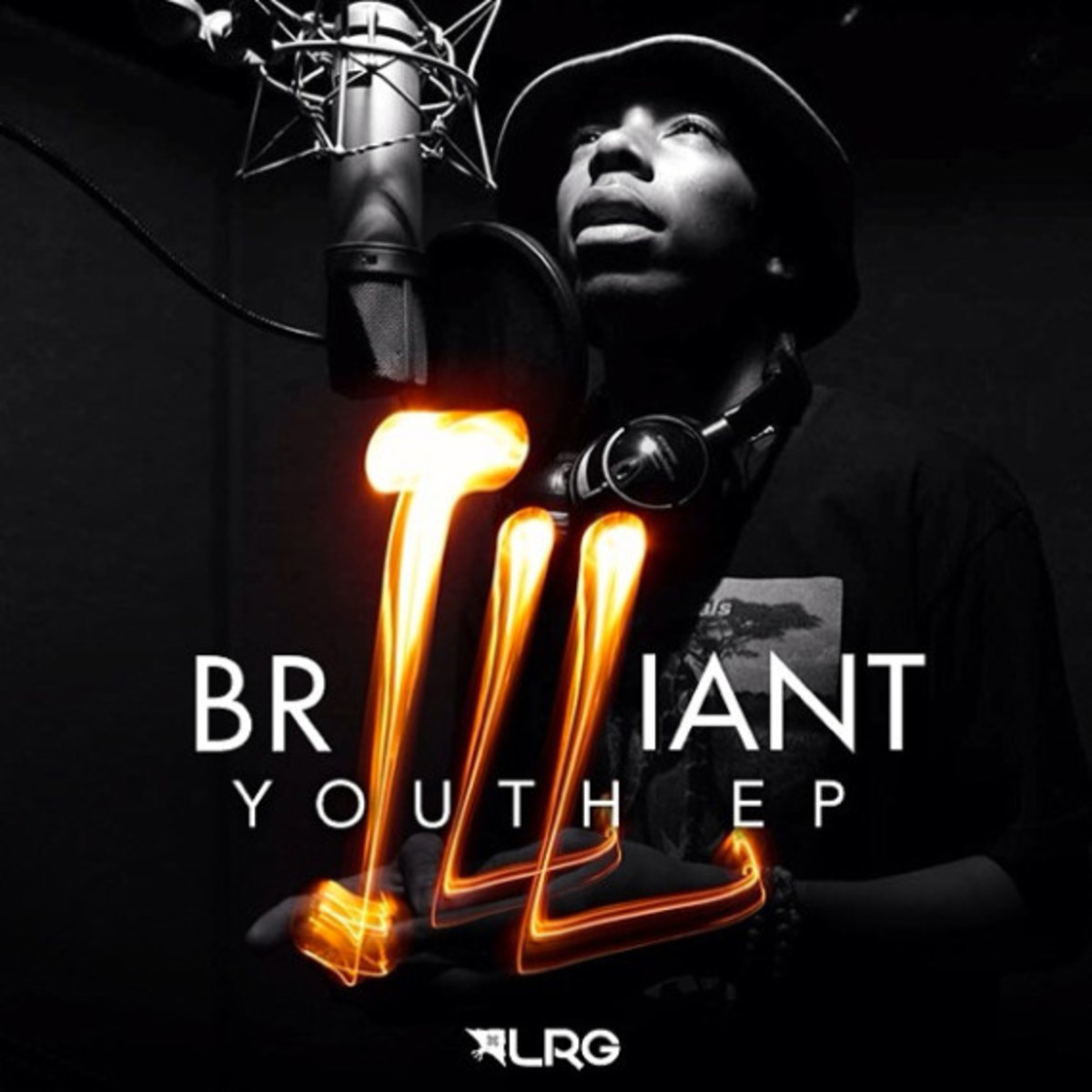 "LRG - ""Brilliant Youth"" EP with Dizzy Wright, Bishop Nehru & 9th Wonder - 2"