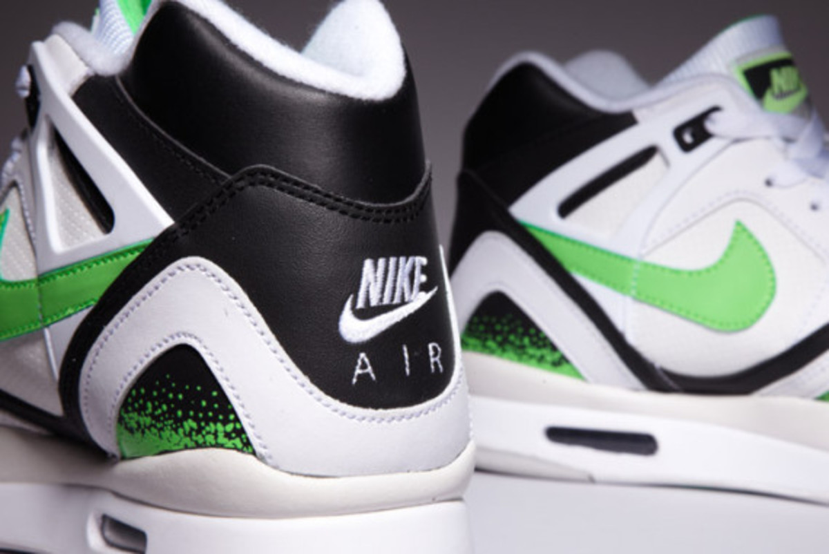 "Nike Air Tech Challenge II - ""Poison Green"" - 3"