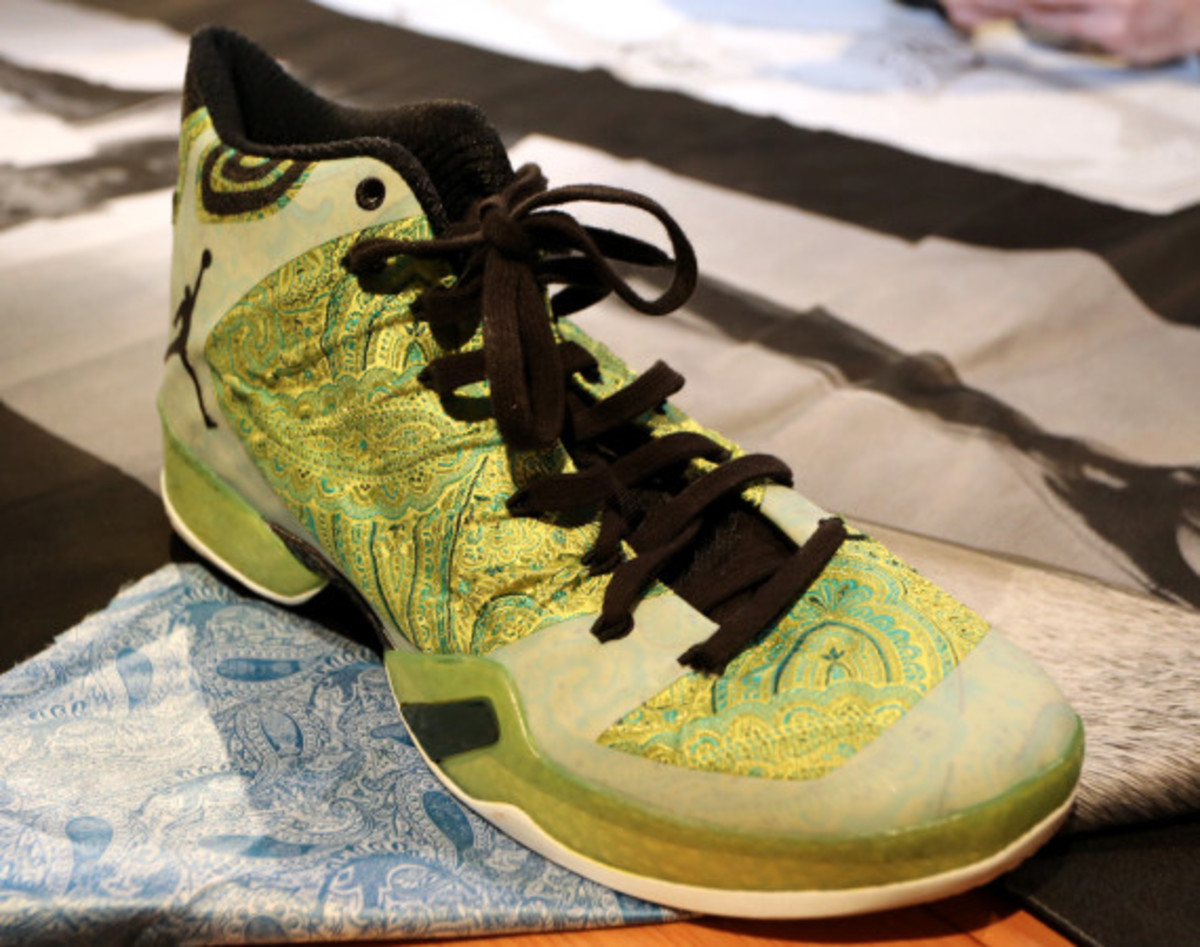 "Air Jordan XX9 - ""Paisley"" Prototype Samples - 3"