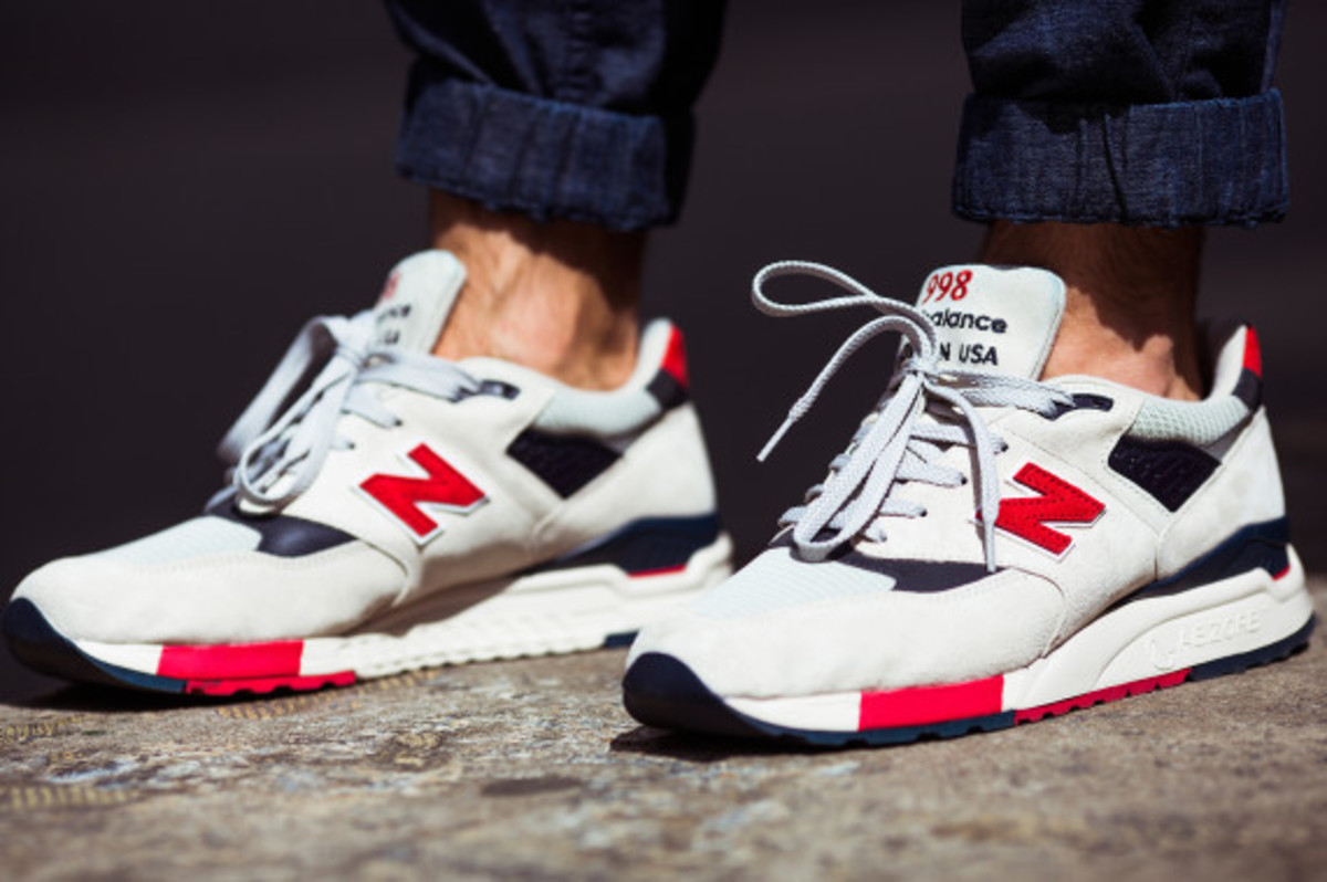 J.Crew x New Balance 998 Independence Day - 11