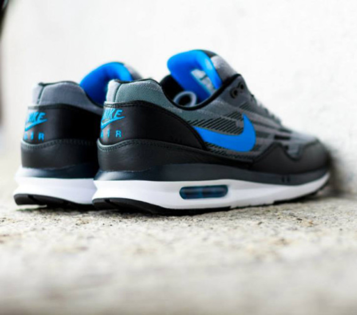 "Nike Air Max Lunar1 Jacquard - ""Photo Blue"" - 3"