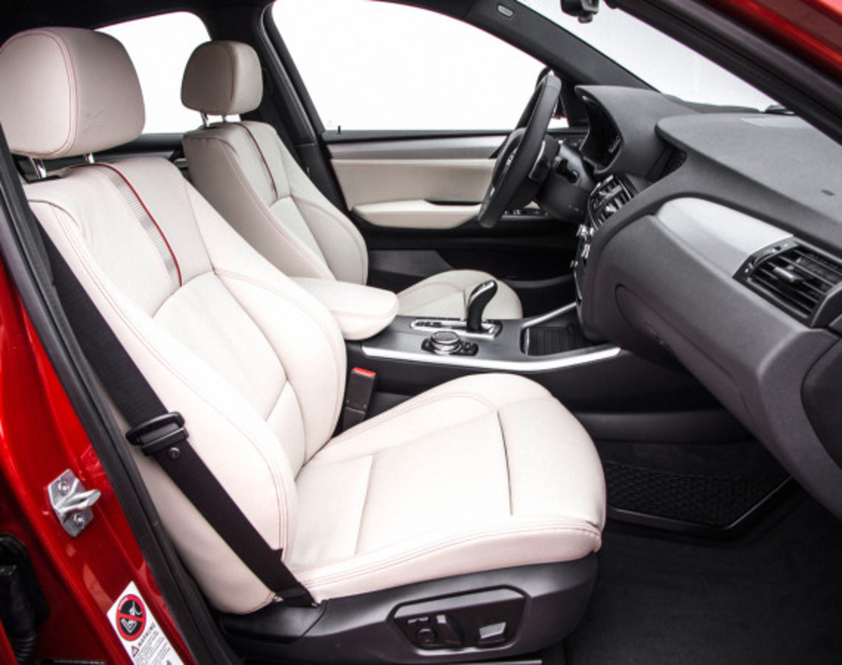 BMW X4 Sports Activity Coupe - Officially Unveiled - 24
