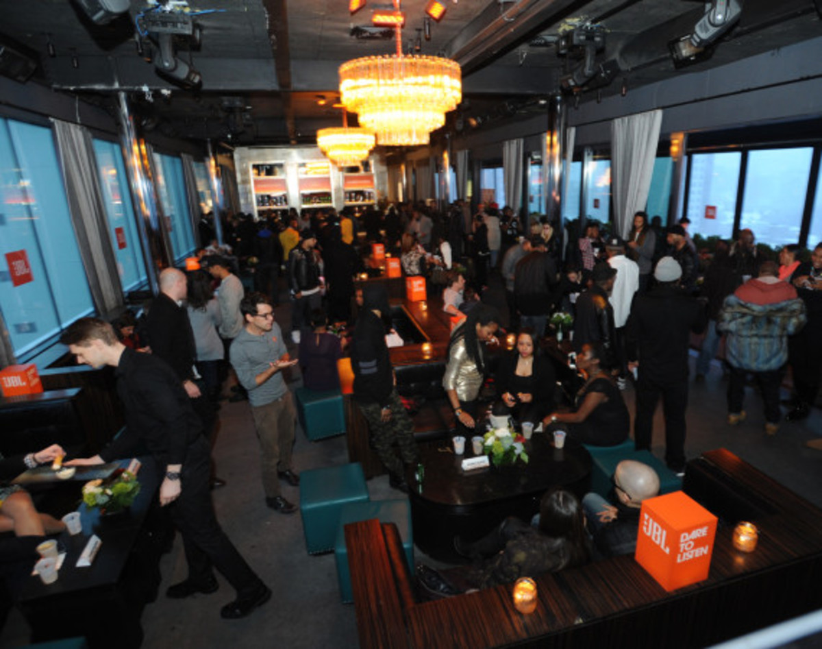 JBL Synchros S700 Headphones NYC Launch Party with DJ D-Nice | Event Recap - 27