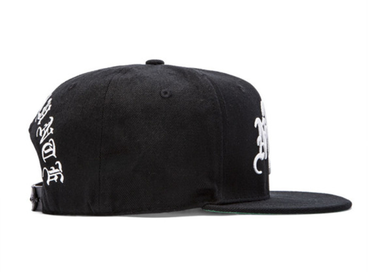 40oz NYC - Spring/Summer 2014 Snapback Cap Collection | Delivery 1 - 3