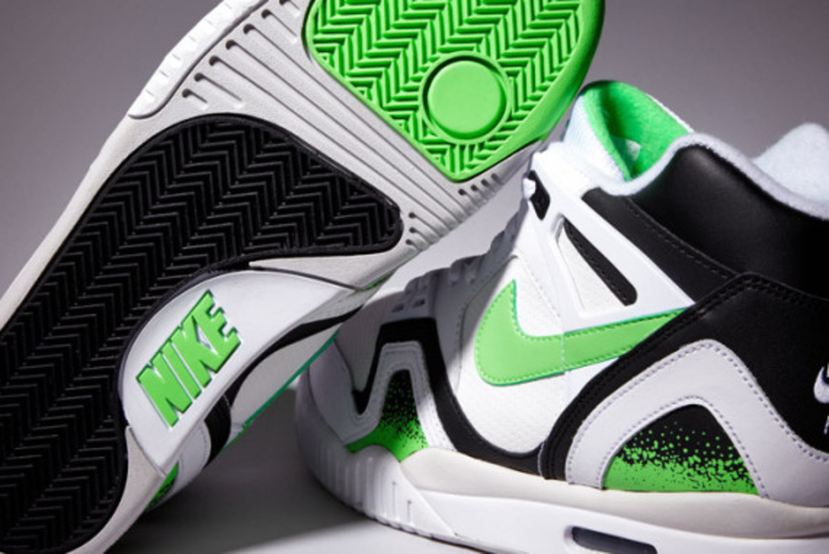 "Nike Air Tech Challenge II - ""Poison Green"" - 6"