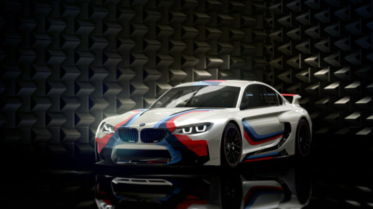 BMW Vision Gran Turismo | For Sony PlayStation 4 and Gran Turismo 6 - 3