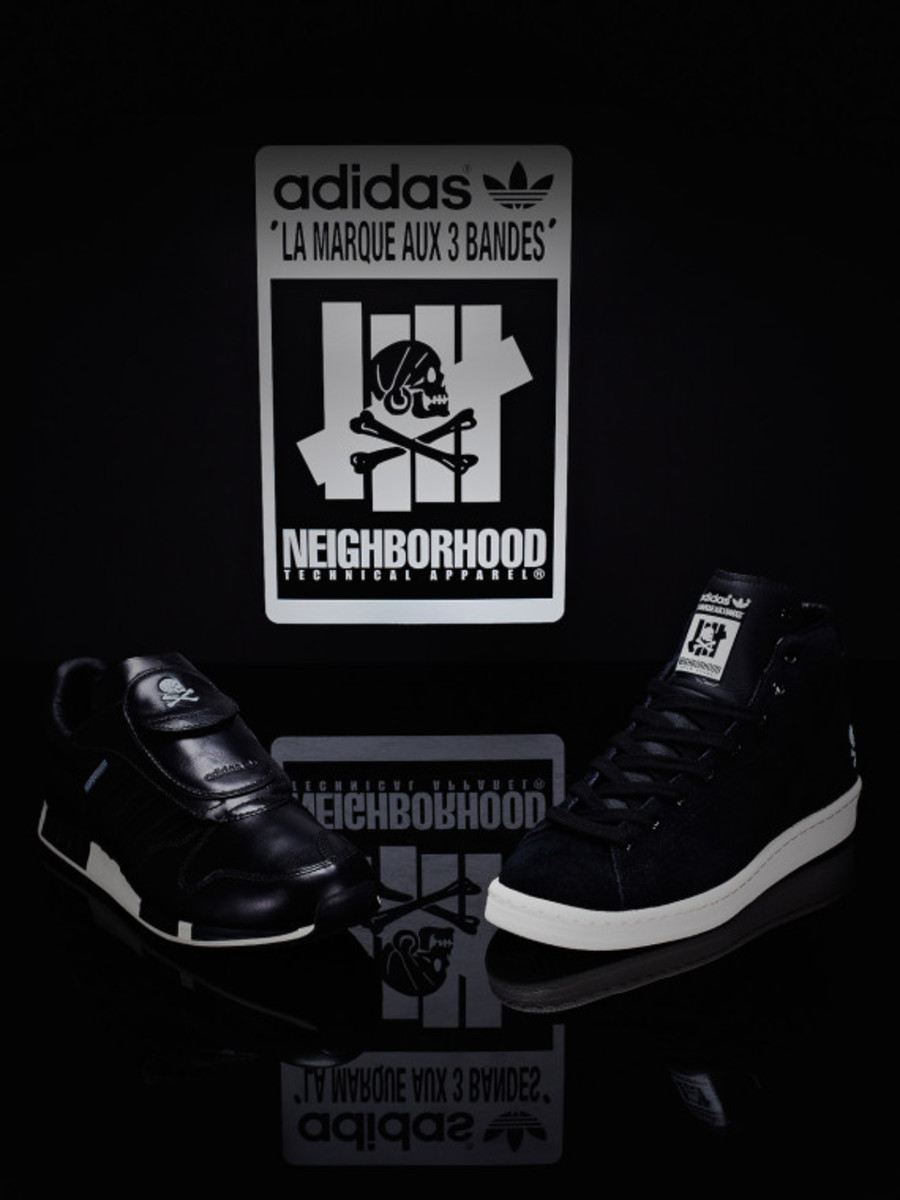 UNDEFEATED x NEIGHBORHOOD x adidas Consortium | Release Info - 22