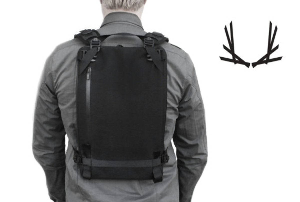 Modular Urban Backpack by EMBER EQUIPMENT - 4