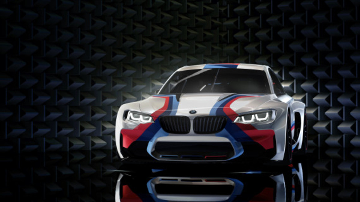 BMW Vision Gran Turismo | For Sony PlayStation 4 and Gran Turismo 6 - 1