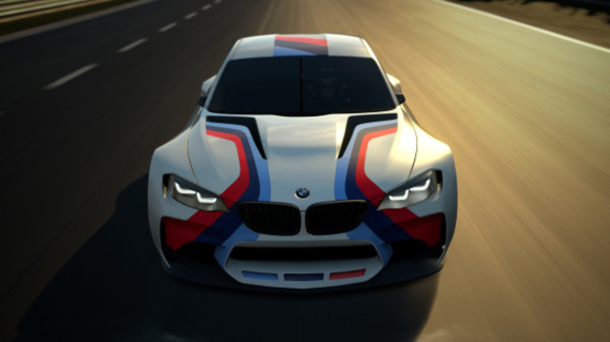 BMW Vision Gran Turismo | For Sony PlayStation 4 and Gran Turismo 6 - 15
