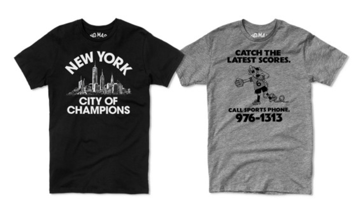 "NO MAS - ""City Of Champions"" Collection - 7"