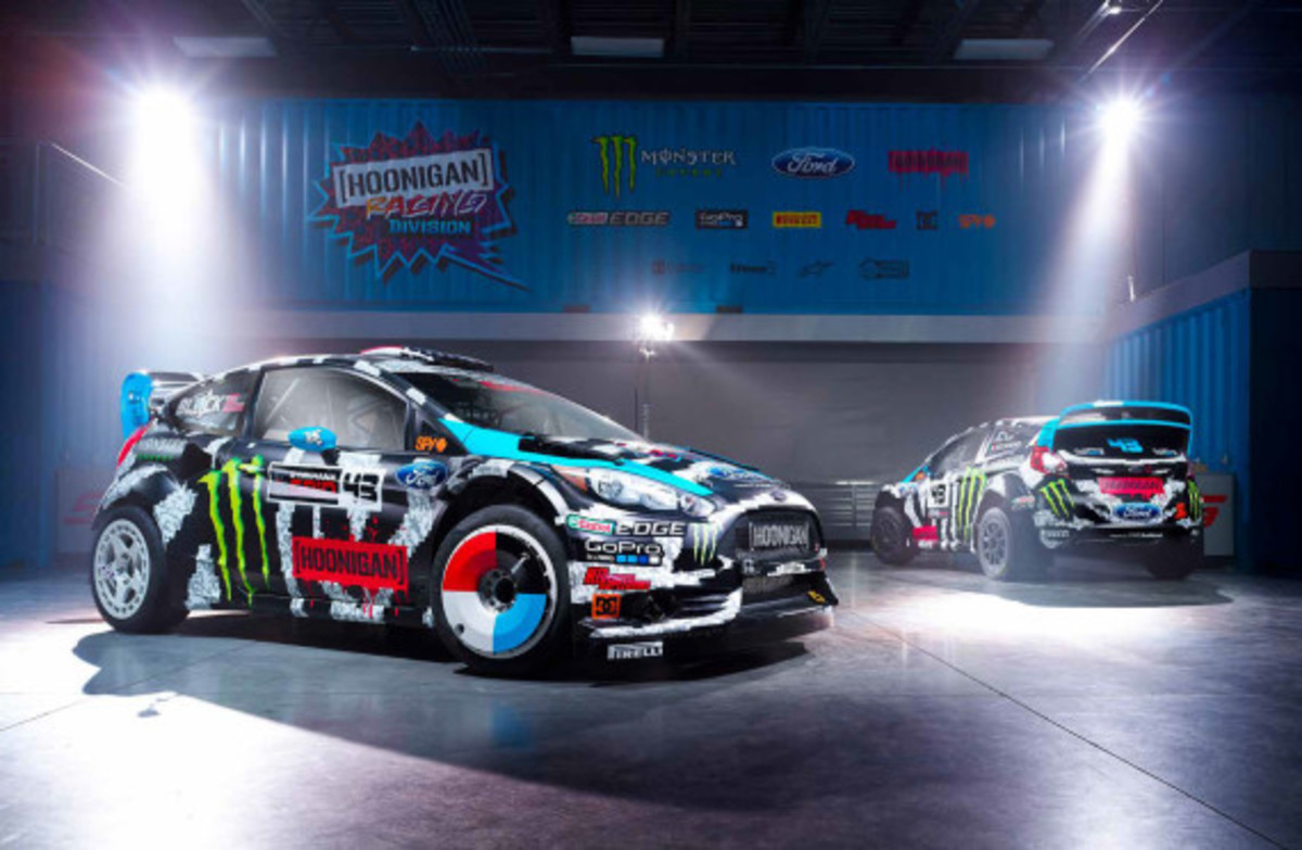 An Inside Look at Ken Block's Hoonigan Racing Division Headquarters by Ford Racing | Video - 0