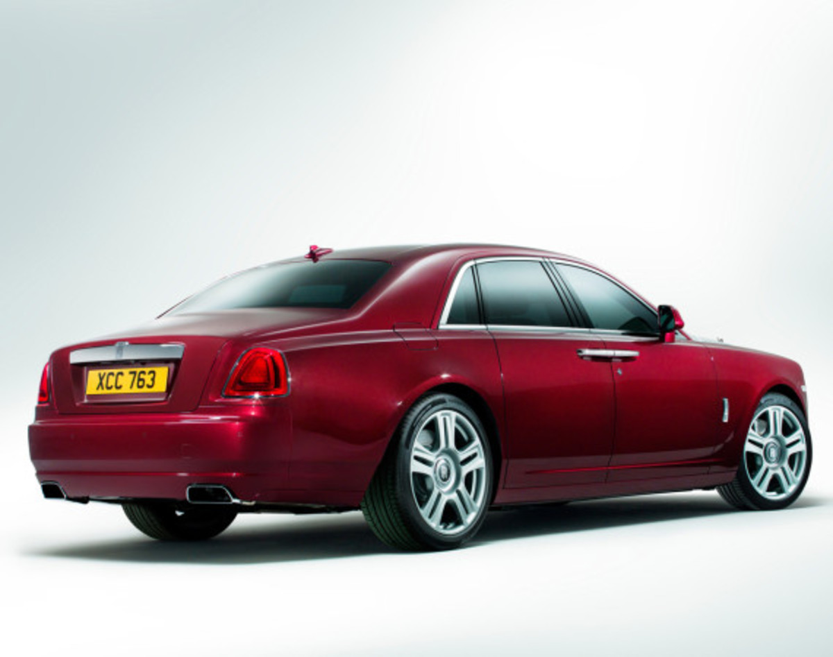 Rolls-Royce Ghost Series II - Officially Unveiled - 12
