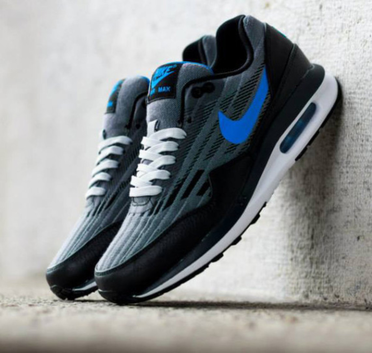"Nike Air Max Lunar1 Jacquard - ""Photo Blue"" - 0"