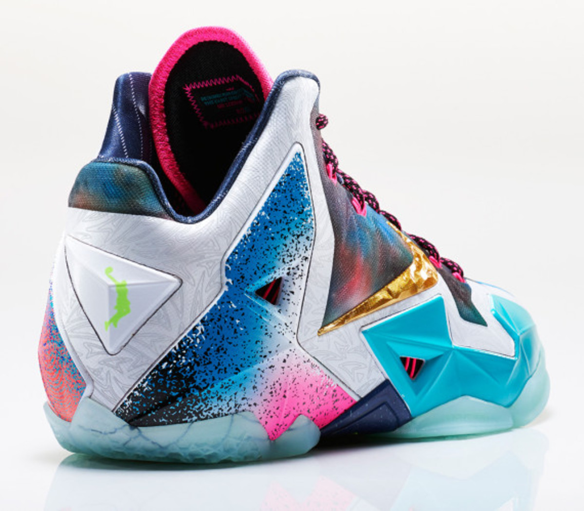 "Nike - ""What The LeBron 11"" 