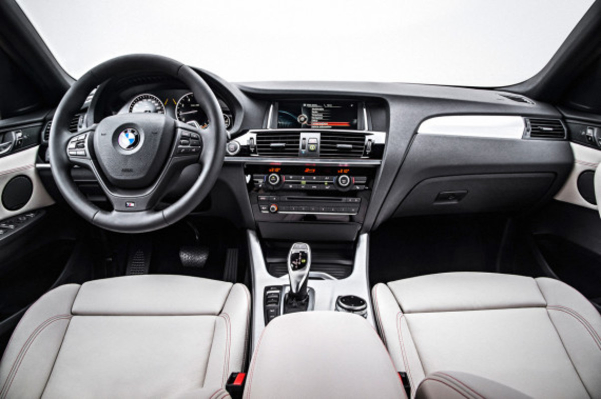 BMW X4 Sports Activity Coupe - Officially Unveiled - 21