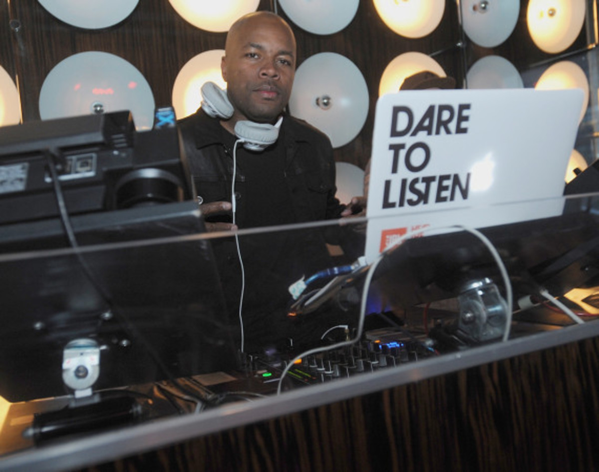 JBL Synchros S700 Headphones NYC Launch Party with DJ D-Nice | Event Recap - 29