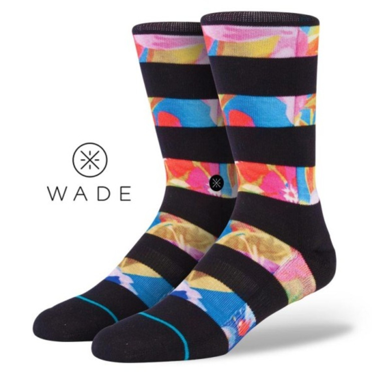 Dwyane Wade x Stance Socks – Summer 2014 Collection - 8