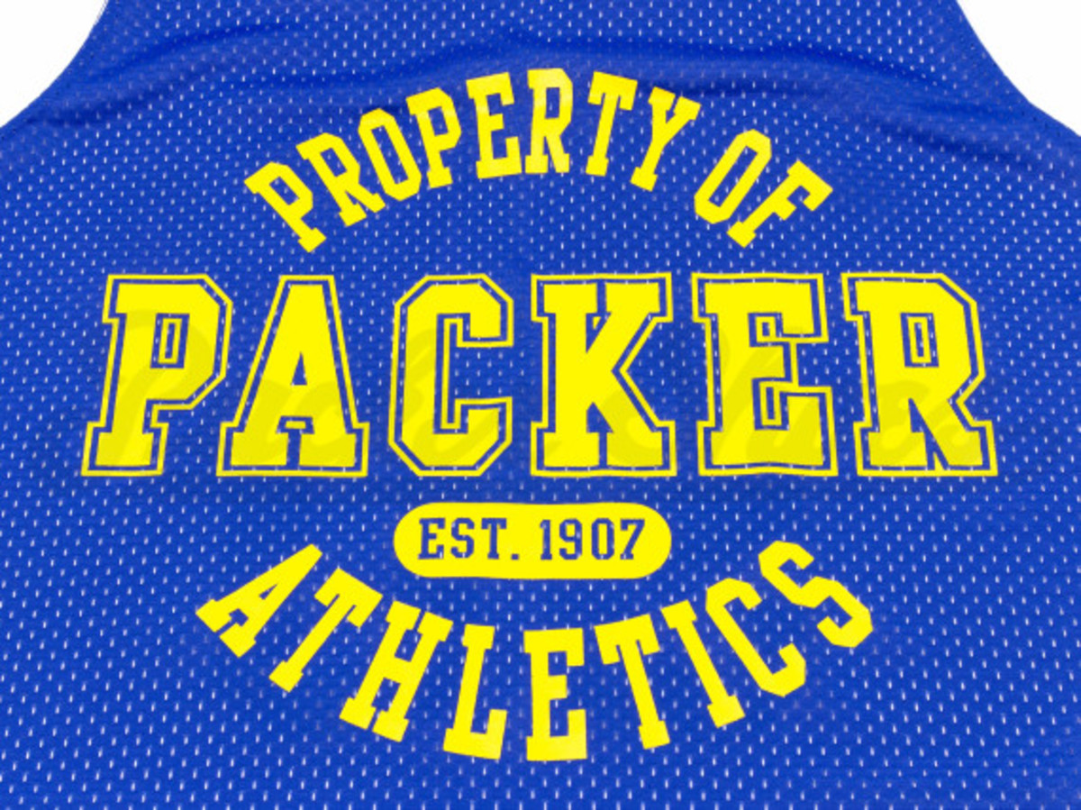 "Packer Shoes - ""Official Friend of the Program"" 50-Pack - 16"