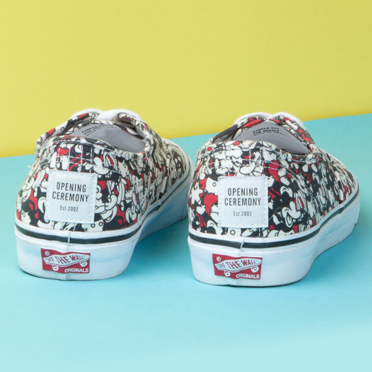 "Disney x Opening Ceremony x VANS - ""Mickey Mouse"" Footwear Collection - 3"