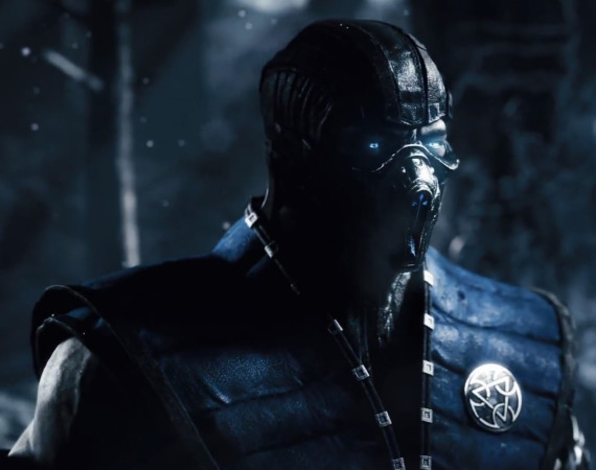 Mortal Kombat X - Official Game Preview Featuring New Song by Wiz Khalifa - 0
