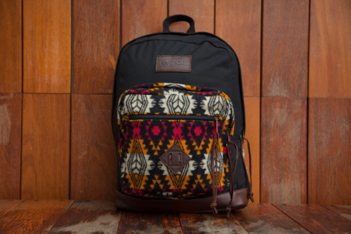 """Benny Gold x JanSport x Pendleton - Spring 2014 Limited Edition """"Right"""" Pack - 1"""