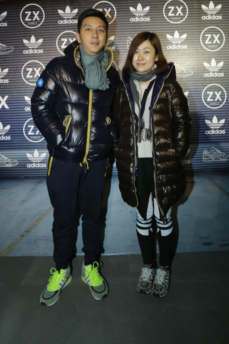 adidas Originals ZX Family: New Series - Shanghai Launch Party  | Event Recap - 13