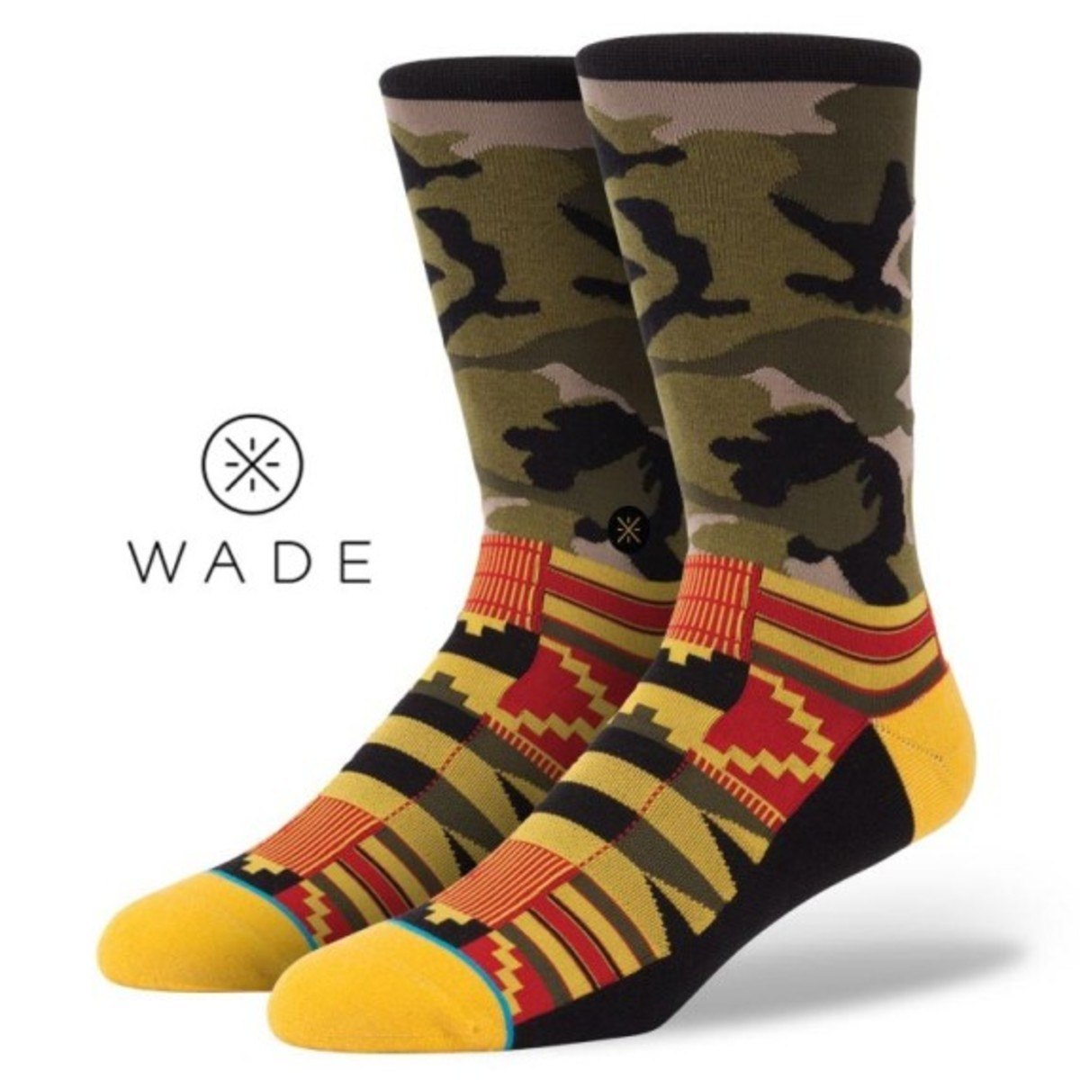 dwyane wade x stance socks � summer 2014 collection