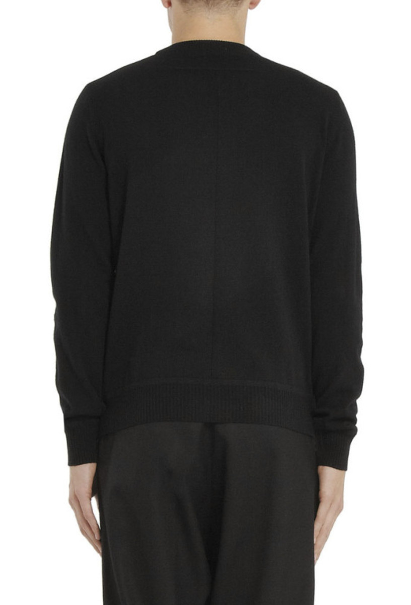 GIVENCHY – Rottweiler Print Cotton Sweatshirt - 5