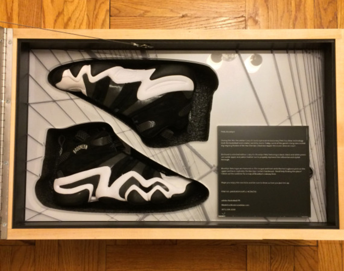 "adidas Crazy 8 - ""Brooklyn Nets"" Promo Pack - 2"