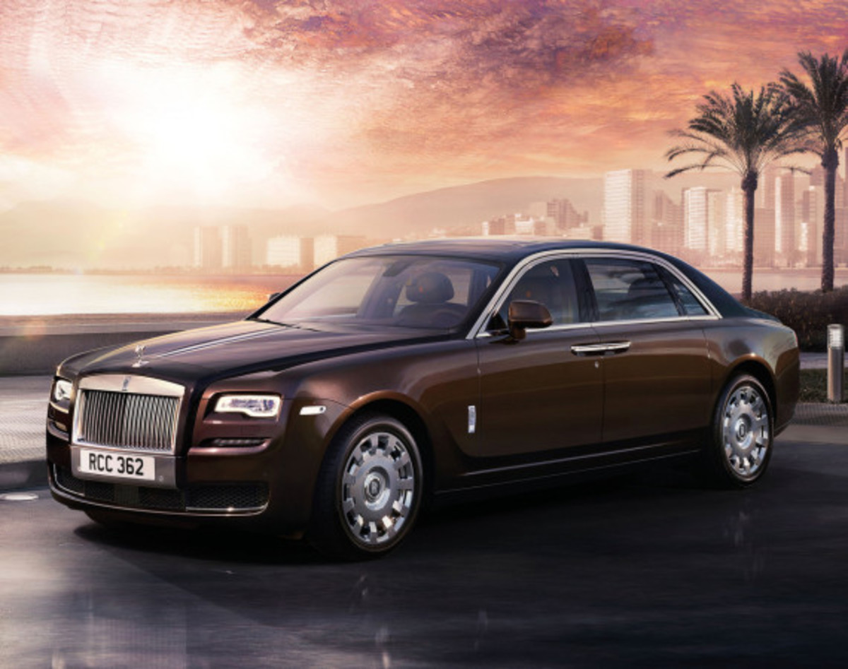 Rolls-Royce Ghost Series II - Officially Unveiled - 34