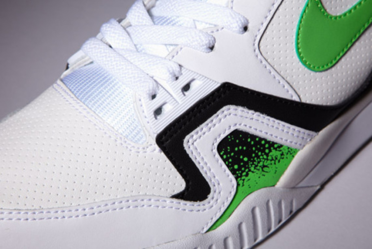"Nike Air Tech Challenge II - ""Poison Green"" - 4"