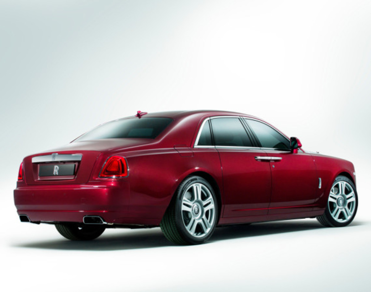 Rolls-Royce Ghost Series II - Officially Unveiled - 13