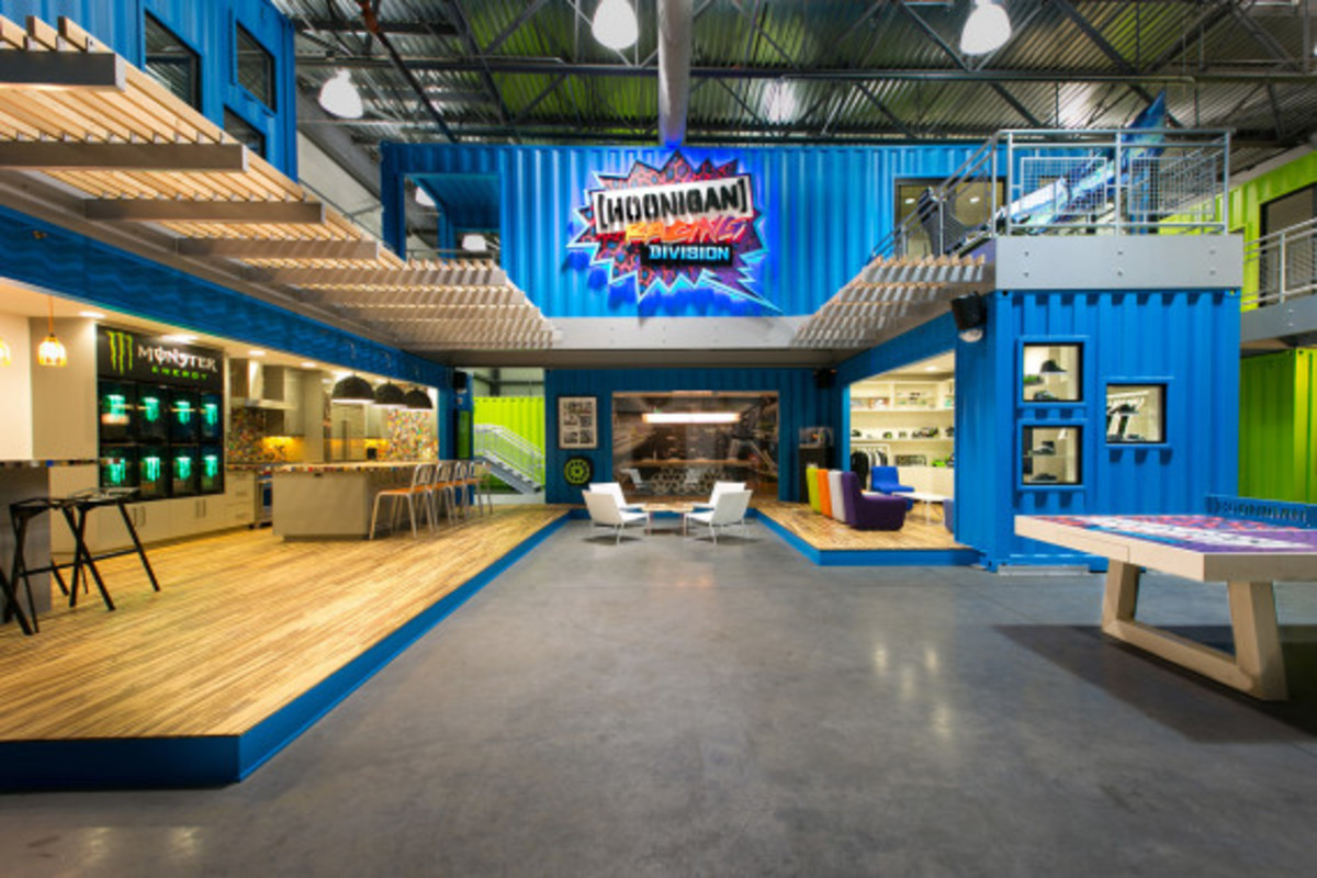 An Inside Look at Ken Block's Hoonigan Racing Division Headquarters by Ford Racing | Video - 1