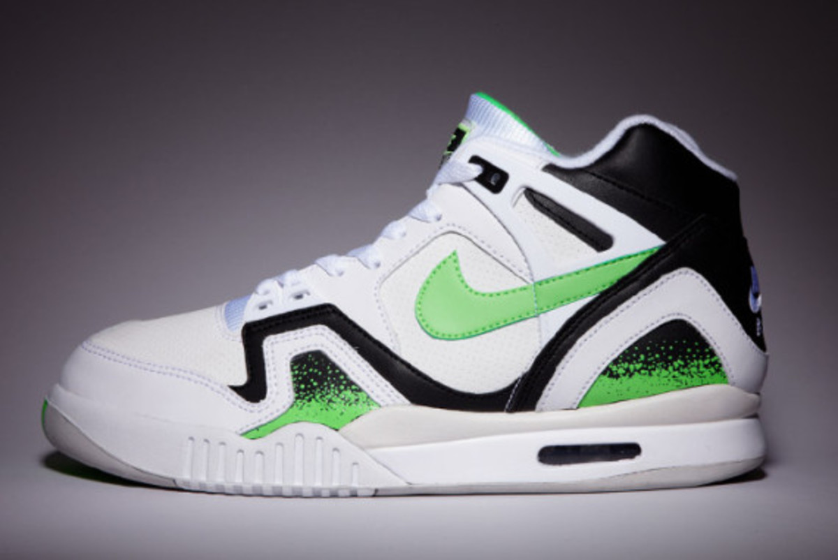 "Nike Air Tech Challenge II - ""Poison Green"" - 1"