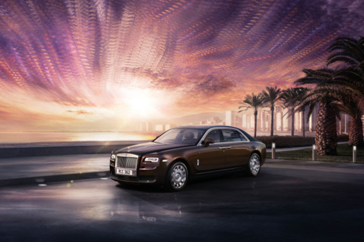 Rolls-Royce Ghost Series II - Officially Unveiled - 35