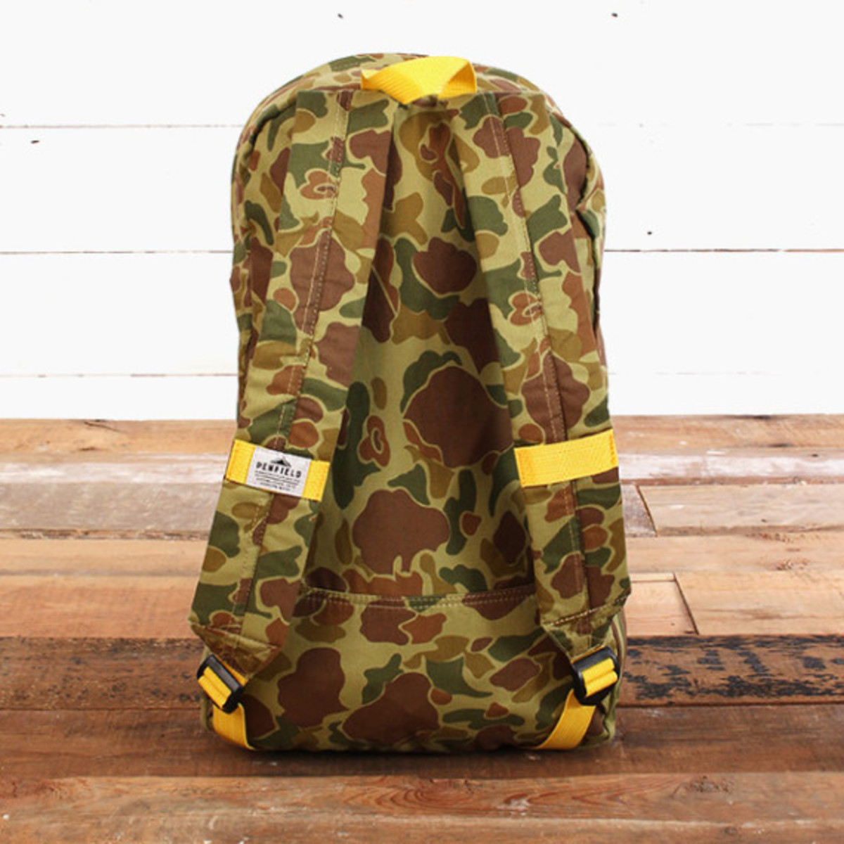 "Penfield Tala Field Pack – ""Duck Camo"" - 6"