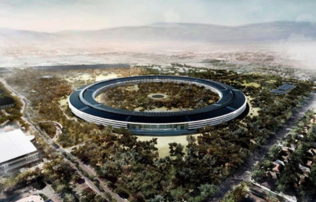 Apple Campus 2 - Behind-The-Scenes Look | Video - 0
