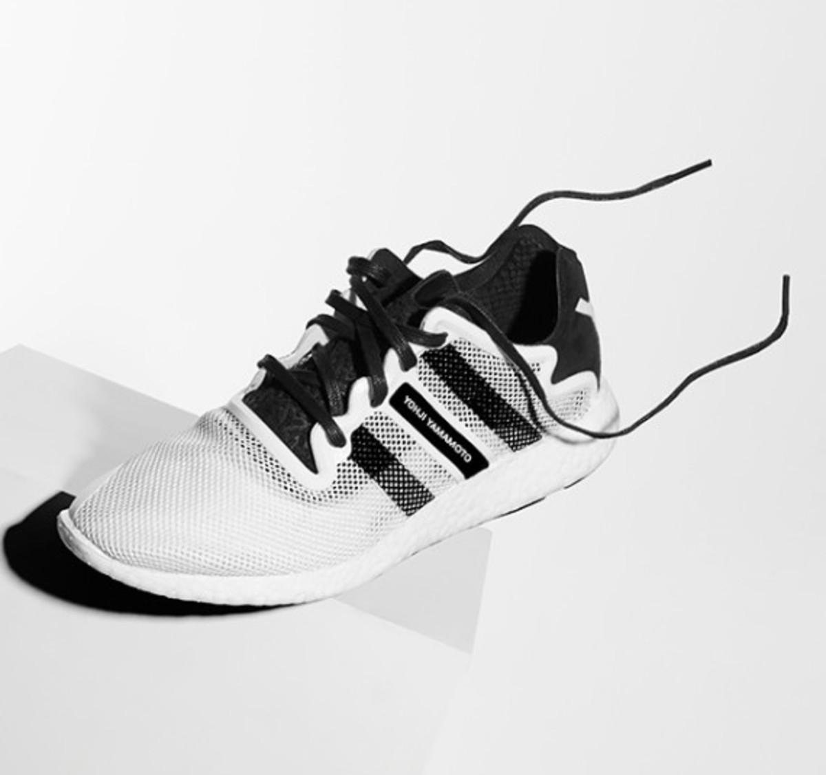 Y-3 Yohji Boost by adidas | For One Hand To AnOTHER Charity Auction - 0
