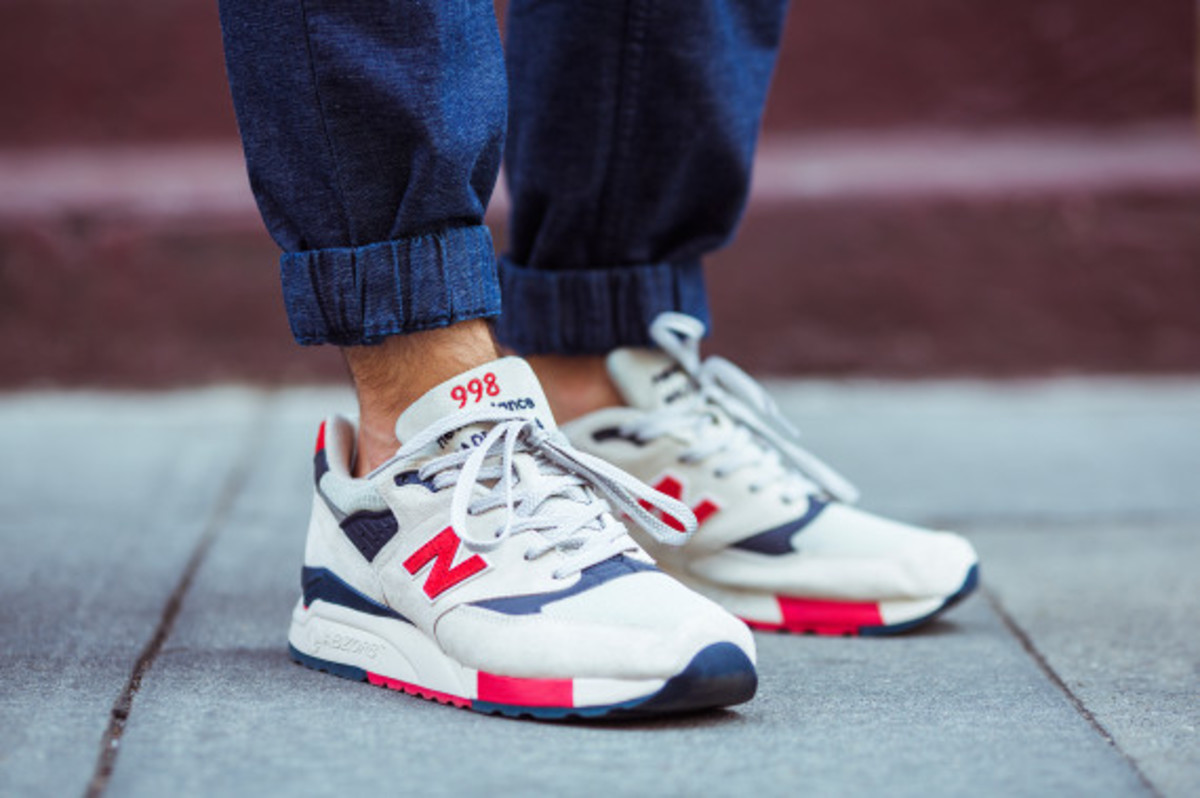 J.Crew x New Balance 998 Independence Day - 8