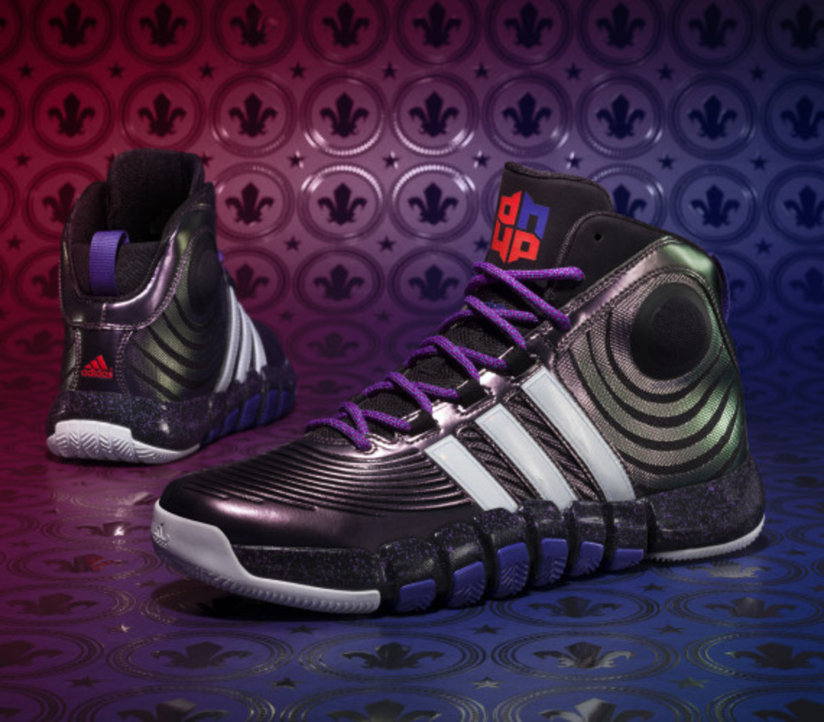 adidas Basketball Dwight Howard 4 - NBA All-Star Game Edition - 3