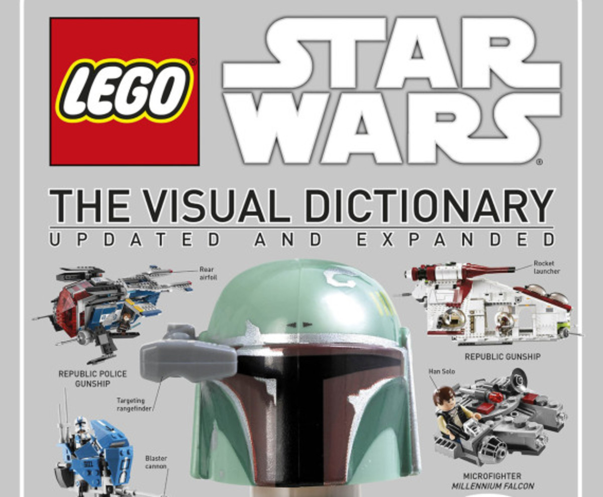LEGO Star Wars: The Visual Dictionary - Updated and Expanded Edition - 0