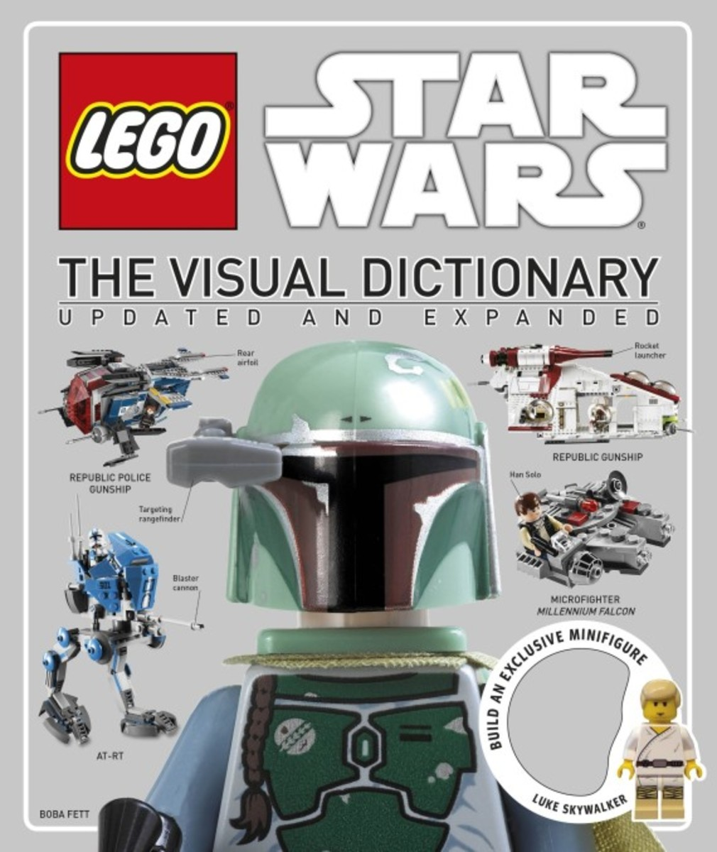 LEGO Star Wars: The Visual Dictionary - Updated and Expanded Edition - 1
