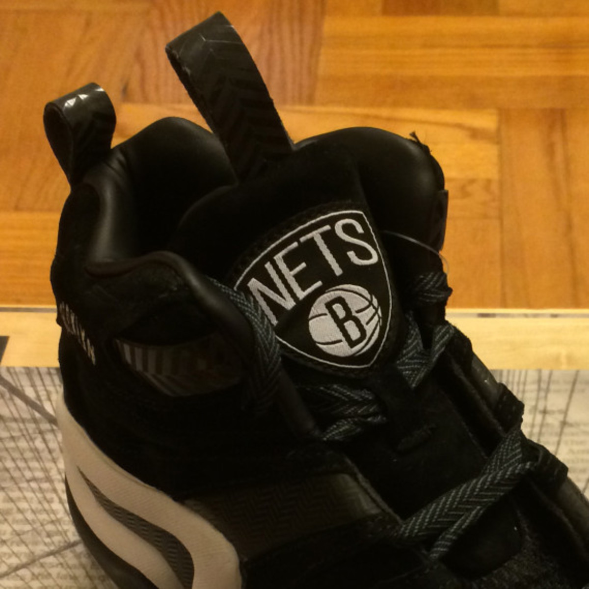 "adidas Crazy 8 - ""Brooklyn Nets"" Promo Pack - 0"