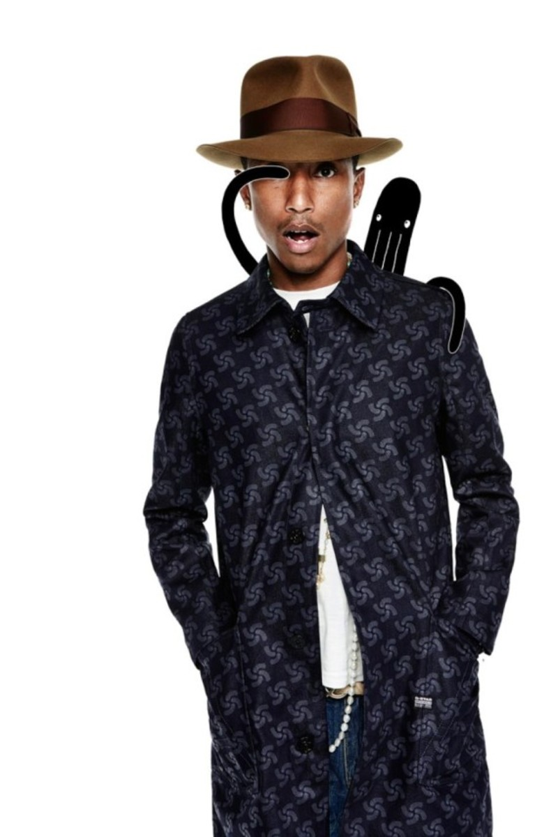 G-Star RAW for the Oceans by Pharrell Williams - Fall/Winter 2014 Collection | Preview - 1