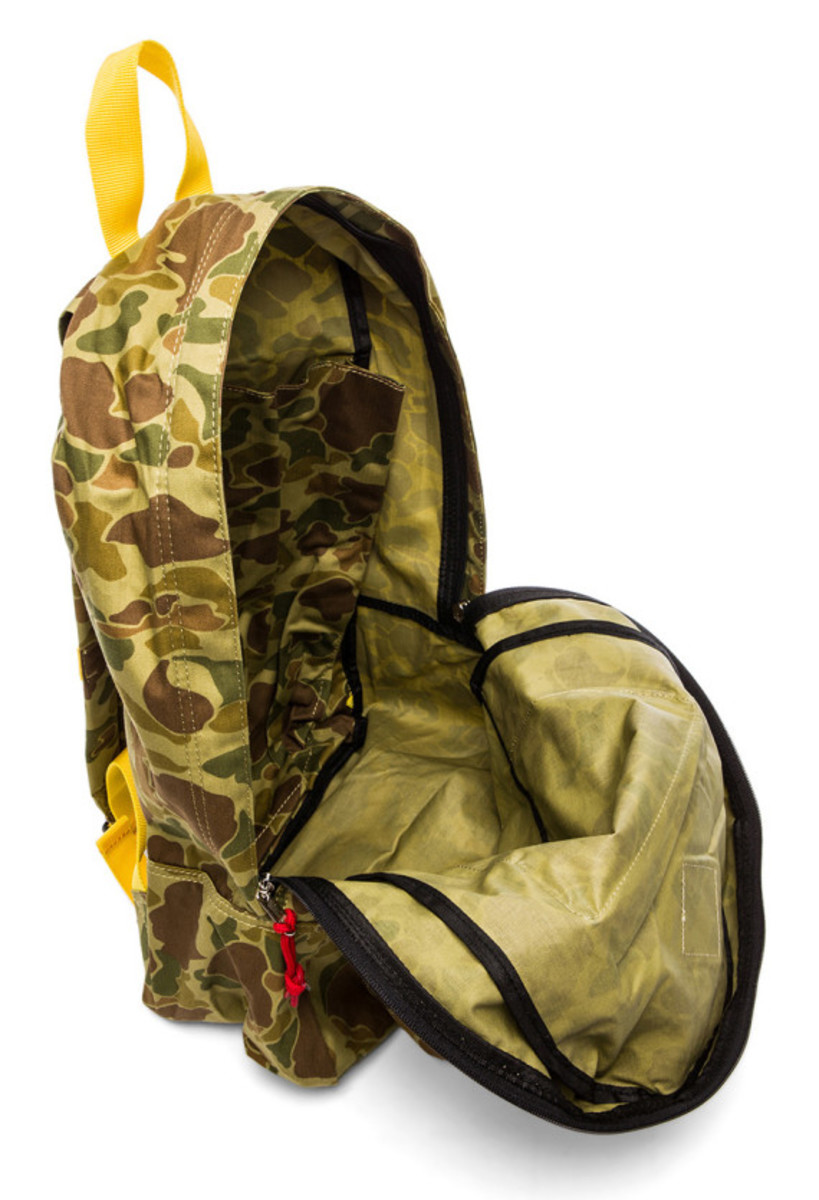"Penfield Tala Field Pack – ""Duck Camo"" - 4"