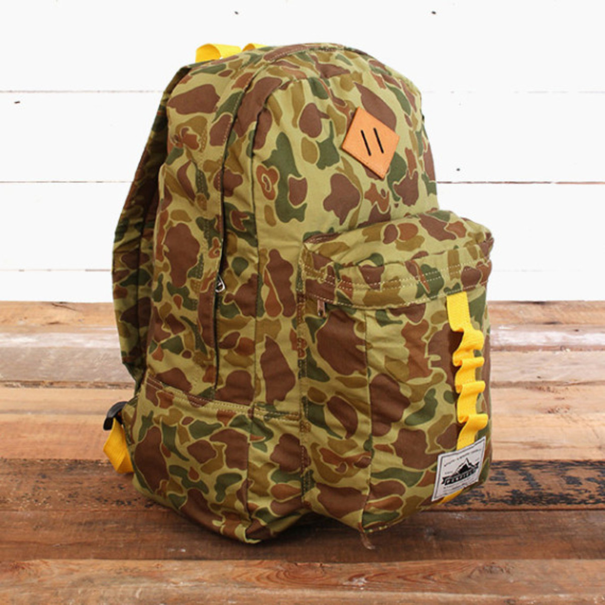 "Penfield Tala Field Pack – ""Duck Camo"" - 0"