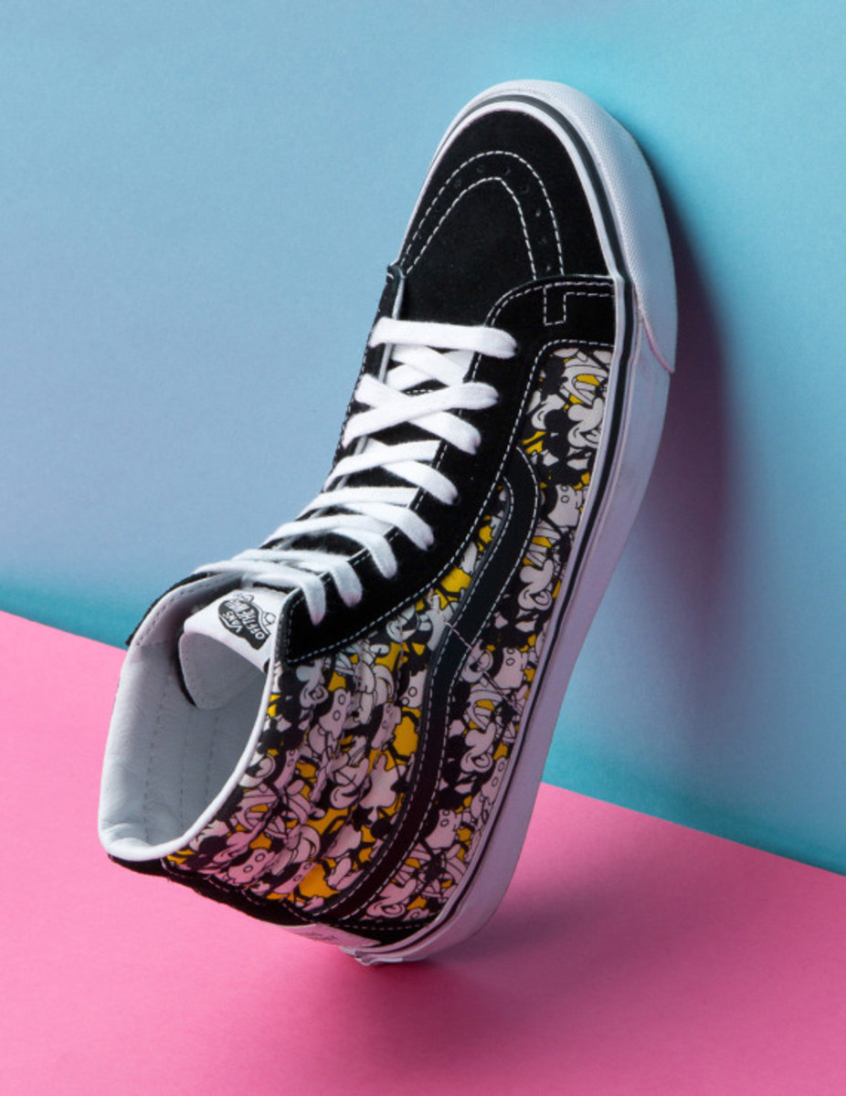 "Disney x Opening Ceremony x VANS - ""Mickey Mouse"" Footwear Collection - 5"