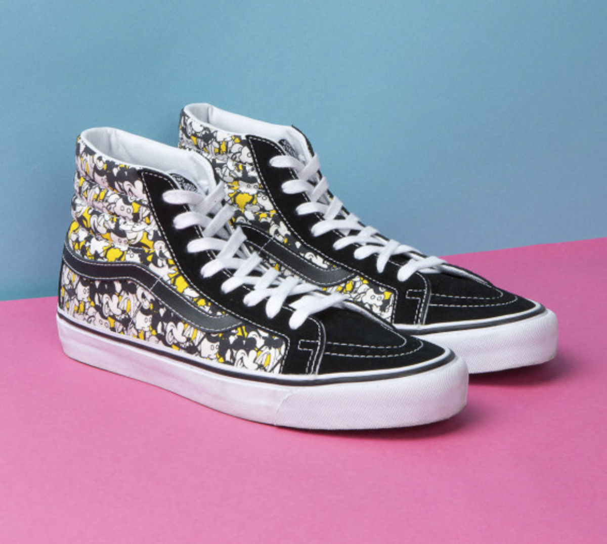 "Disney x Opening Ceremony x VANS - ""Mickey Mouse"" Footwear Collection - 4"