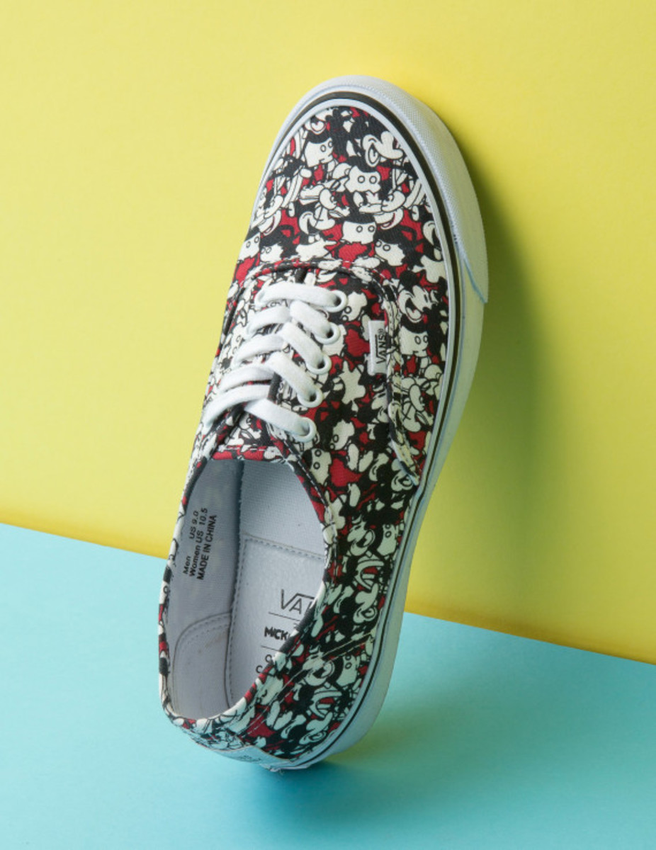 "Disney x Opening Ceremony x VANS - ""Mickey Mouse"" Footwear Collection - 2"